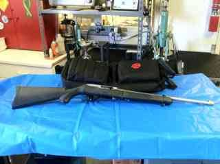 Ruger 10/22 Take-Down